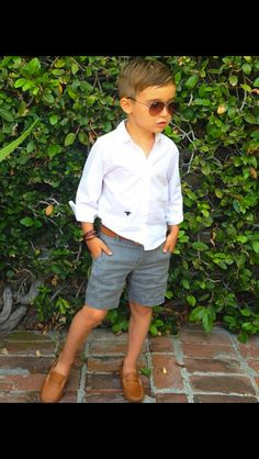 Prepster summer time outfit