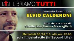 Intervista allo scrittore Elvio Calderoni (06 febbraio 2013)