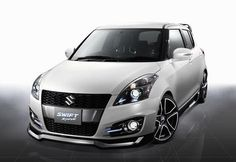 Suzuki Swift Sport - Front Side