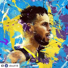Curry Basketball, Basketball Art, The Golden Boy, Pokemon, Stephen Curry, Warriors, Nba, Disney Characters, Fictional Characters