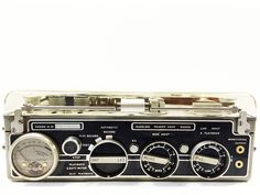 NAGRA III RECORDER - 1960's The original Analog Sync Sound Recorder for Motion Pictures by reSHIFT on Etsy https://www.etsy.com/no-en/listing/494316722/nagra-iii-recorder-1960s-the-original