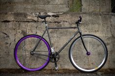 gray + purple
