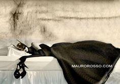 MAURO ROSSO - ALBA Sleeping batgirl
