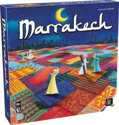 Gigamic Marrakech (Game)