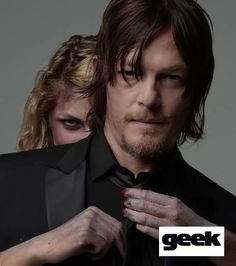 Norman Reedus for GEEK Magazine