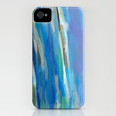 Spring Sky, Pacific iPhone Case