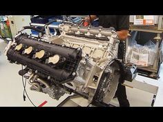 Mercedes-AMG Engine Factory - The making of a V8