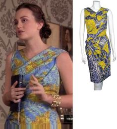 $2,075 Cocktail Dress; Claire