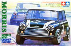 Tamiya 24130 Morris Mini Cooper Racing 1/24 scale kit #Tamiya