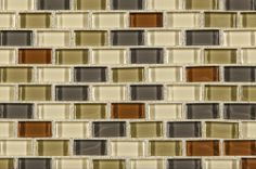BuildDirect®: Cabot Mosaic Tile - Crystalized Glass Blend Series  possible kitchen