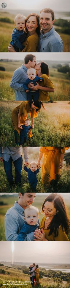Dreamy summer and fall family of 3 pictures. What to wear for pictures. Spring Family Pictures, Family Christmas Pictures, Family Picture Poses, Family Posing, Baby Pictures, Family Photos, Maternity Pictures, Picture Ideas, Photo Ideas