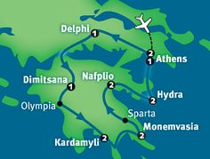 Greece Vacation Tour: Athens, Ruins and More in 14 Days by Rick Steves