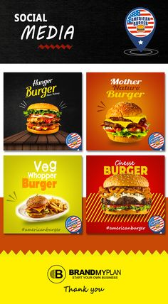 Food Social Media Kit