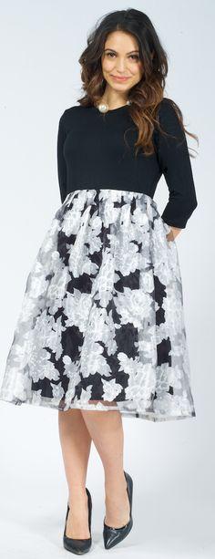 Majestic Midi Dress