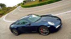 Pics of Dark Blue Metallic WITH Painted Platinum Satin Wheels? - Rennlist Discussion Forums
