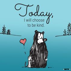 We believe every day should be 💗 📷 MUTTS comics 🚀 World Kindness Day, Kindness Matters, Kindness Quotes, Mutts Comics, Cat Comics, Manicure Quotes, Be Kind Always, Wall Art Prints, Canvas Prints
