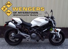 Ducati Monster 696 Motorcycles for sale at Wengers of Myerstown Bikes For Sale, Motorcycles For Sale, Monster 696, Tractor Parts, Ducati Monster, Tractors, Construction, Building, Choppers For Sale