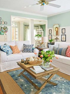 Give your living room a new look with these simple changes you can do to change it up without updating everything. Try switching it up with these creative and budget-friendly ideas. You'll be surprised how much these little changes can give your living room a fresh new look.