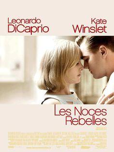 Les Noces rebelles est un film de Sam Mendes avec Kate Winslet, Leonardo DiCaprio. Synopsis : Dans l'Amérique des années 50, Frank et April Wheeler se considèrent comme des êtres à part, des gens spéciaux, différents des autres. Ils ont toujour