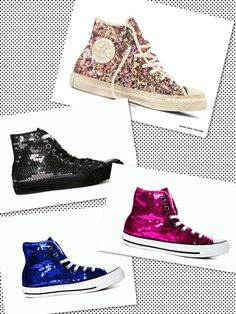 converse paillettes sur pinterest converse chaussures converse et chuck taylors. Black Bedroom Furniture Sets. Home Design Ideas
