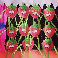 Fruit craft idea for kids | Crafts and Worksheets for Preschool,Toddler and Kindergarten