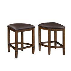 """Carolina Home Collection Winthrop 25"""" Bar Stool"""