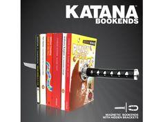 Βιβλιοστάτες Σαμουράι - Σπαθί Katana