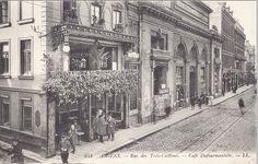 Amiens - Rue des Trois Cailloux