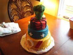 nephews bday cake
