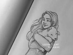 Kendall and Kylie by itslopez on DeviantArt Cartoon Kunst, Cartoon Art, Art Drawings Sketches, Cool Drawings, Sketch Drawing, Drawing Ideas, Tatoo Dog, Itslopez, Arte Indie