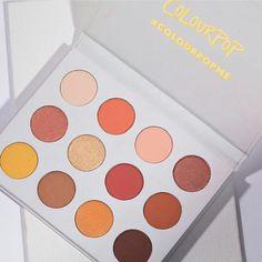 New Colour pop #CuteAF Eyeshadow palette