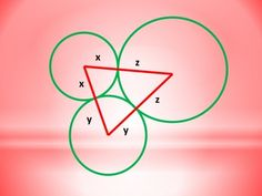 Three Circles Mutually Tangent: Calculator Techniques for Circles and Triangles in Plane Geometry Geometry Questions, Differential Calculus, Plane Geometry, Area Of A Circle, Pythagorean Theorem, Trigonometry, Triangles
