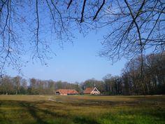2014-03-02 Mooie boerderij langs de Umfassungsweg bij Twickel