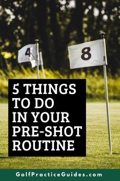 Learn about the proper golf pre shot routine and what to do before you ever make contact with the golf ball. Having a pre shot routine is a must and something every golf professional does, so should amateur and beginners golfers as well. #golf