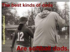 Softball and BASEBALL dads
