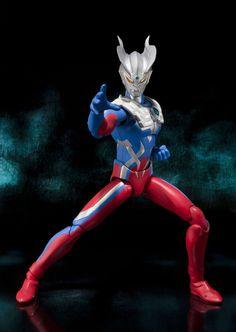 JAPAN 2013 Bandai Ultraman Action Figure Eyes and Chest Light Up NIP