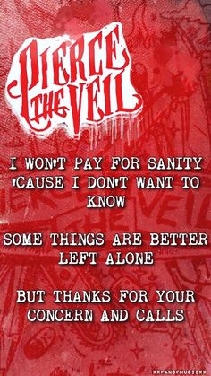 Phantom Power and Ludicrous Speed || Pierce The Veil