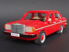 Lego Mercedes w123