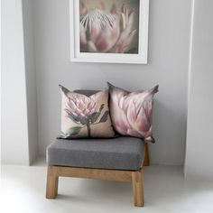 Cushion Covers - Protea Set 1 by Natascha van Niekerk Fine Art Photography Photography Projects, Fine Art Photography, Scatter Cushions, Custom Wallpaper, Cushion Covers, Pastel Colors, Fine Art Paper, Decorating Your Home, Color Pop