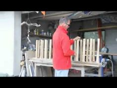Building a surfboard rack out of wood found on the beaches of Aljezur. The video shows the creation of the board rack and the installation at the  Amazigh Hostel in Aljezur, Algarve
