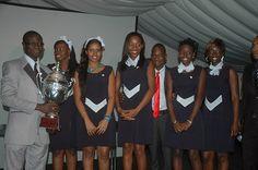 Enactus Senegal National Champion - Multinational Higher School of Telecommunications Competition, Champion, High School, Grammar School, High Schools, Secondary School