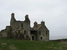 Brims Castle, Caithness, Scotland