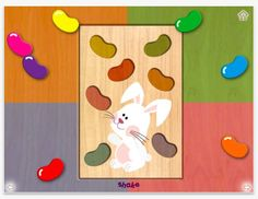 A fun little Easter app we found for young kids