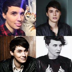 Aww model Dan>>>stop being so god damn hot Mr. Howell