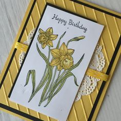 Stamped Sophisticates: You're Inspiring stamp Set from Stampin' Up!