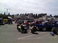 Car show in Harbor