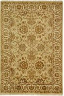 A collection of classic designs, the Dynasty II Collection rugs are all 100% wool and hand-knotted.