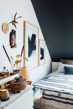 How to not ruin Walls when hanging Art | Happy Interior Blog