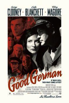 The Good German (February, June) Poster