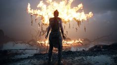 Check Out Hellblade: Senuas Sacrifices Pre-order Exclusive PS4 Dynamic Theme in New Video